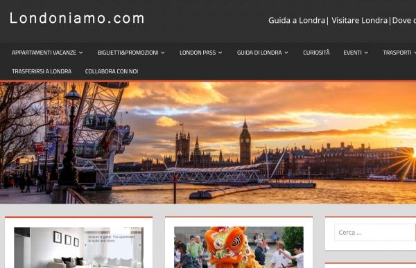 Londoniamo.com