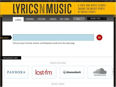 Lyricsnmusic.com
