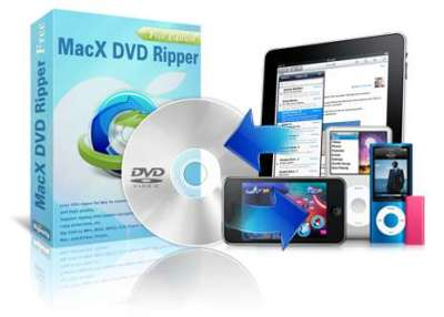 MacX Mac DVD Ripper Free Edition