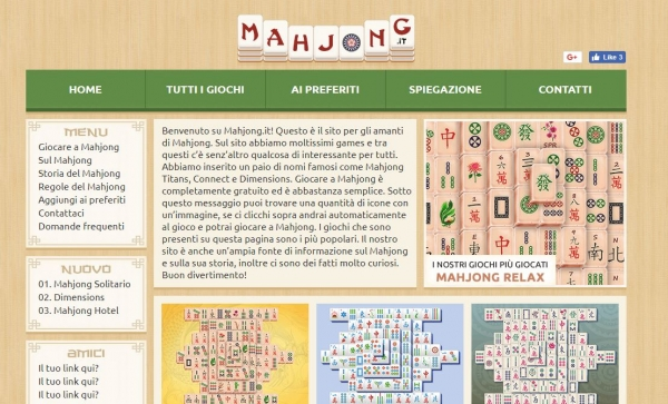 Mahjong.it
