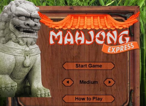 Mahjong Express
