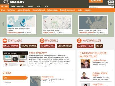 Mapstory.org