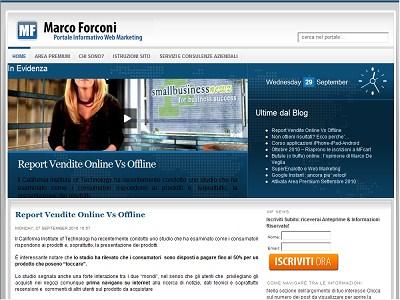 Marcoforconi.com