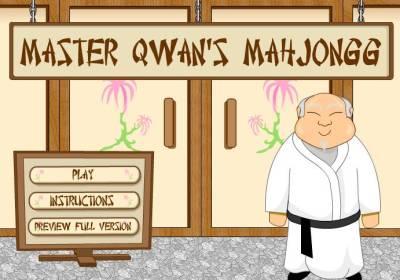 Master Qwan's Mah-jong