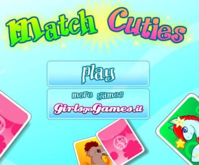 Match Cuties