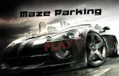 Maze Parking