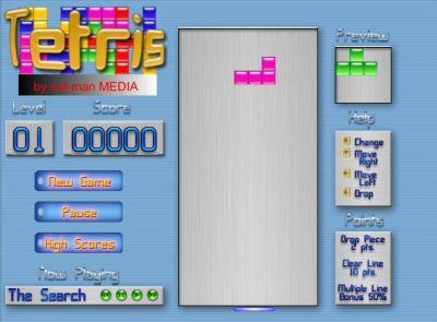Mega Tetris