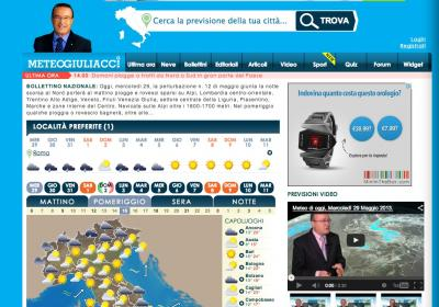 Meteogiuliacci.it
