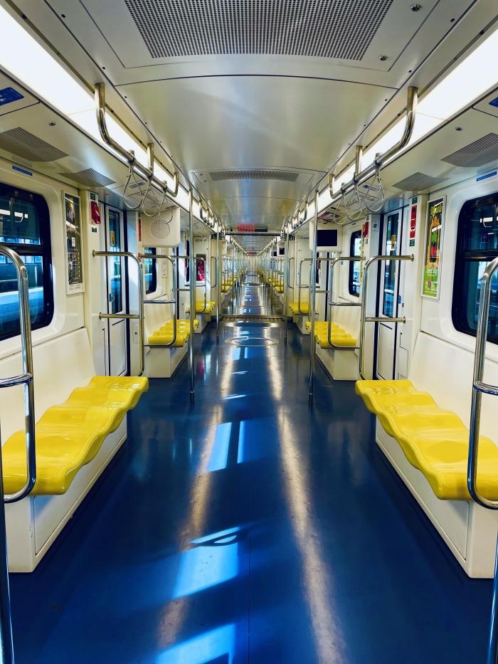 Metro Giallo