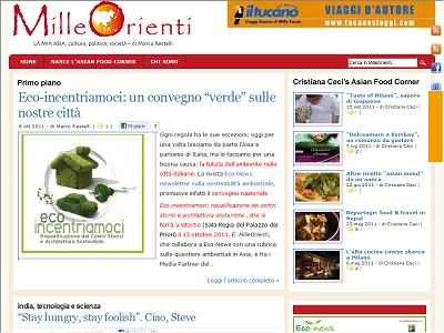 Milleorienti.com