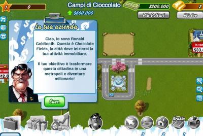 Millionaire City