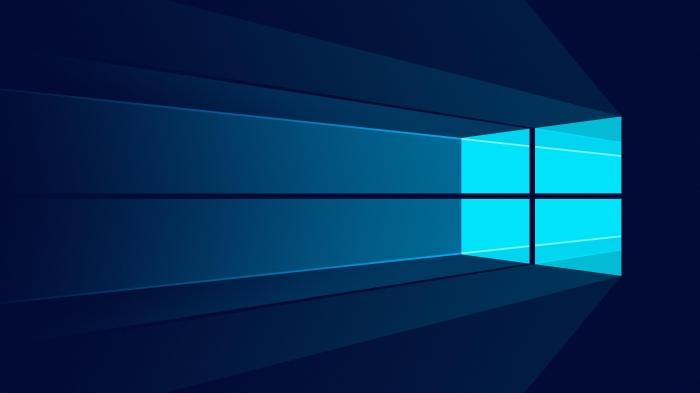 Minimal Windows 10 4k