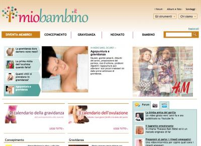 Miobambino.it