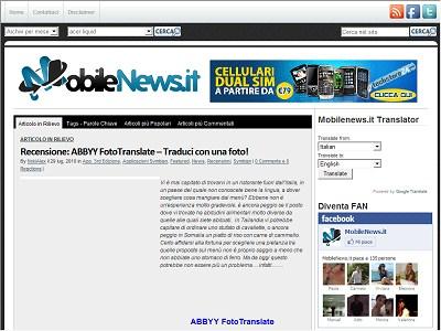 Mobilenews.it