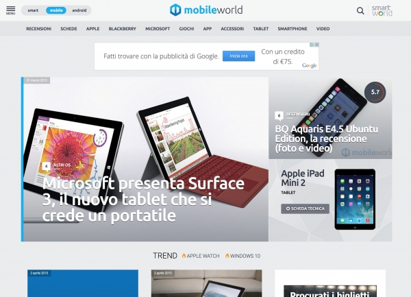 Mobileworld.it