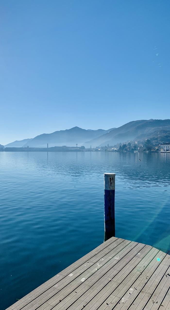 Molo al Lago