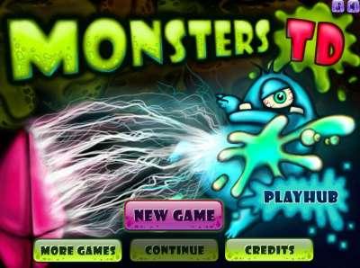 Monsters TD
