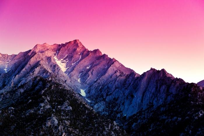 Montagne Porpora
