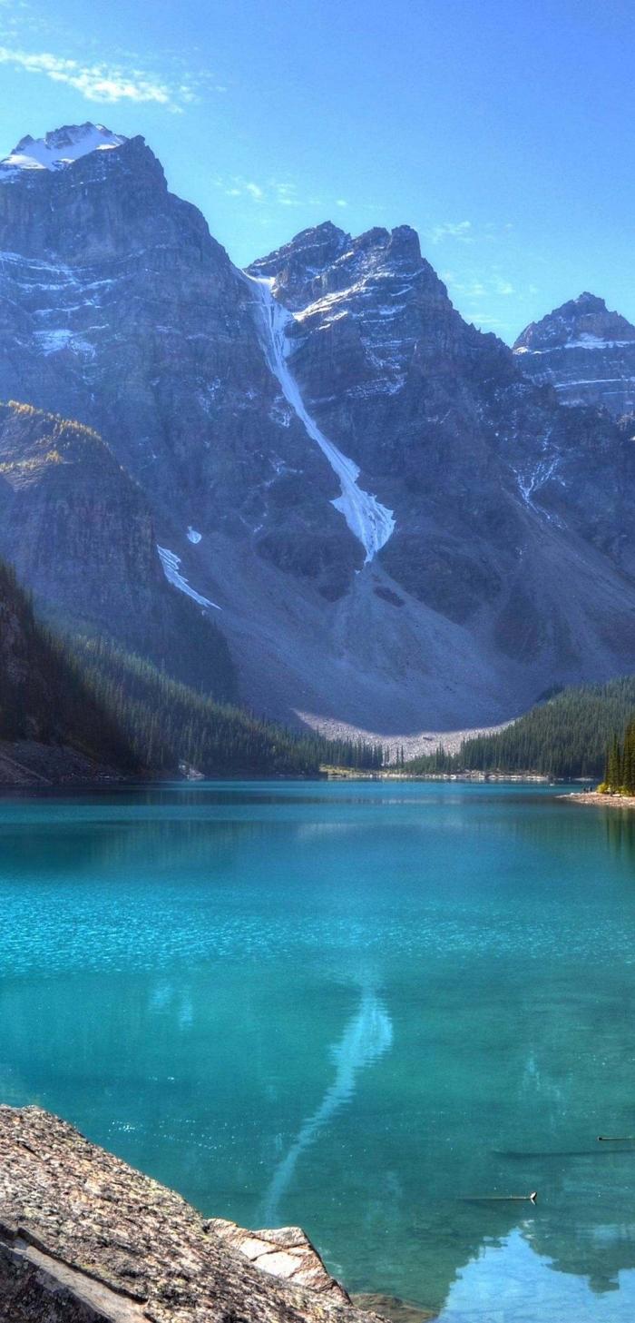 Moraine Lake 4K