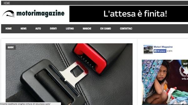 Motori Magazine