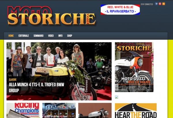 MOTO STORICHE & D'EPOCA