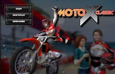 MotoX Classic