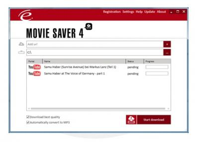 Moviesaver