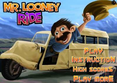 Mr Looney Ride