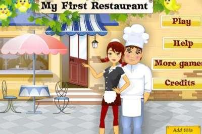 My First Restaurant