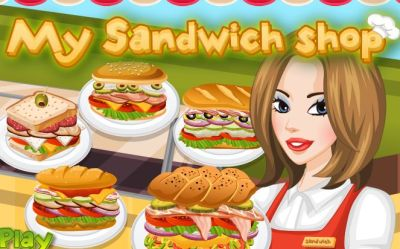 My Sandwich Shop