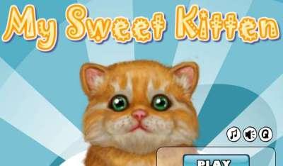 My Sweet Kitten
