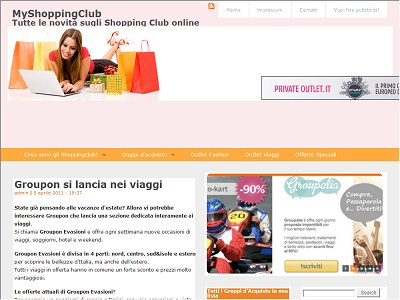 Myshoppingclub.it