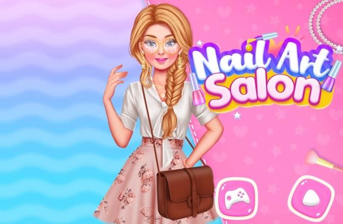 Nail Art Salon