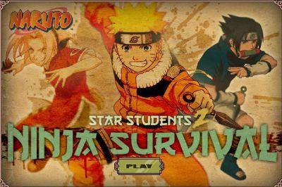 Naruto Ninja Survival