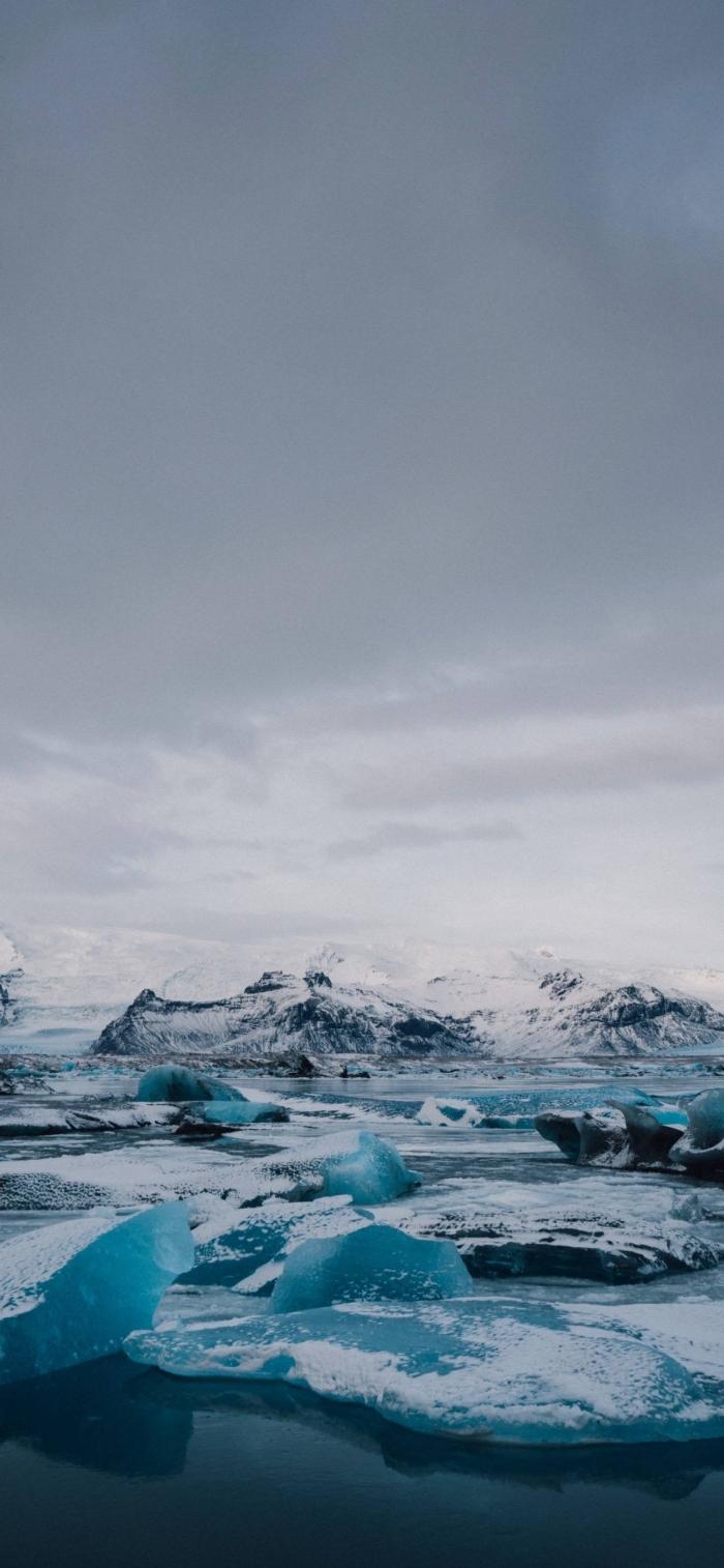 Nel mare artico