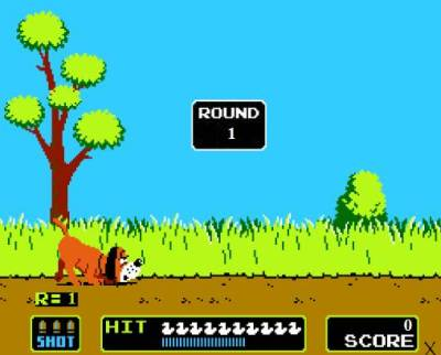 Nintendo Duck Hunt
