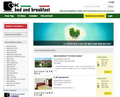 Ok-bedandbreakfast.it
