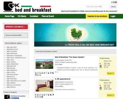 Ok-bedandbreakfast.it