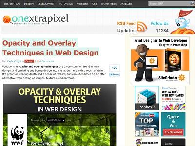 Onextrapixel.com