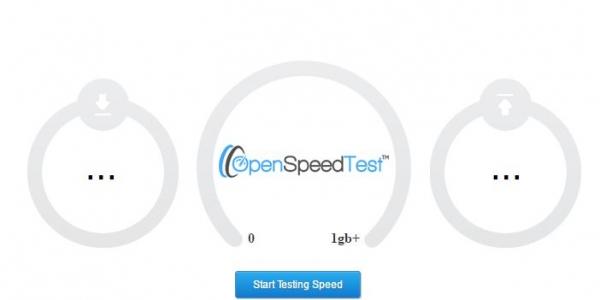 OpenSpeedTest