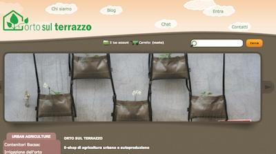 Ortosulterrazzo.it