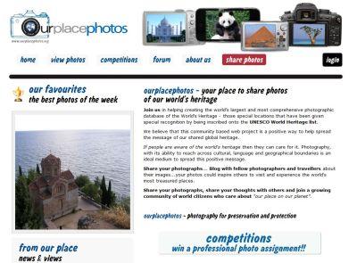 Ourplacephotos.org
