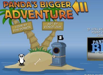 Panda's Bigger Adventure