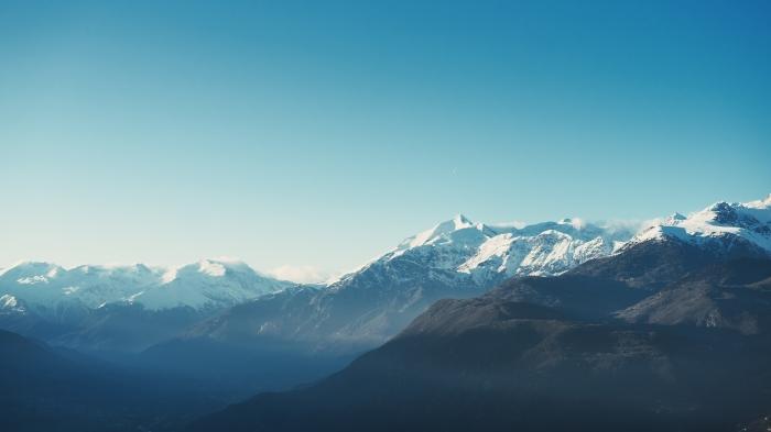 Panorama Montagne 4k
