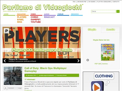 Parliamodivideogiochi.it
