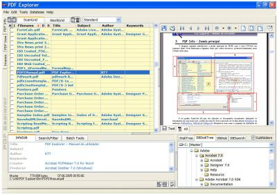 PDF Explorer