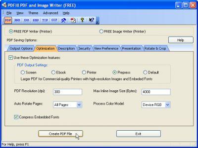 PDFill FREE PDF Writer