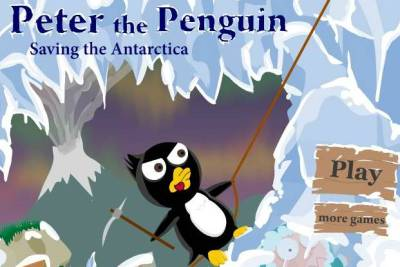 Peter the Penguin  Saving Antartica