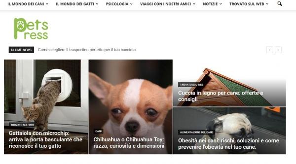 Petspress.info