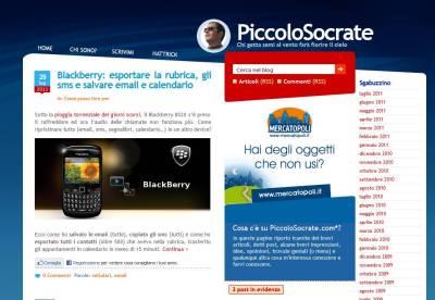 Piccolosocrate.com
